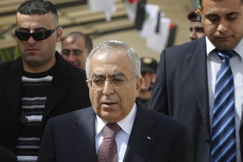 M. Fayyad se trouvait aux États-Unis pour assister... (Photo: AP)