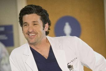 Patrick Dempsey... (Photo ABC)