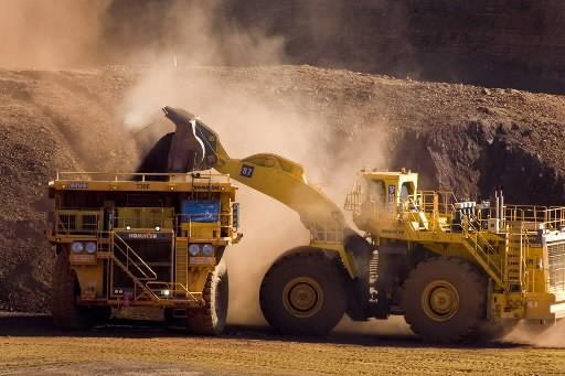 Les investissements chinois dans les matières premières inquiètent... (Photo: Bloomberg)