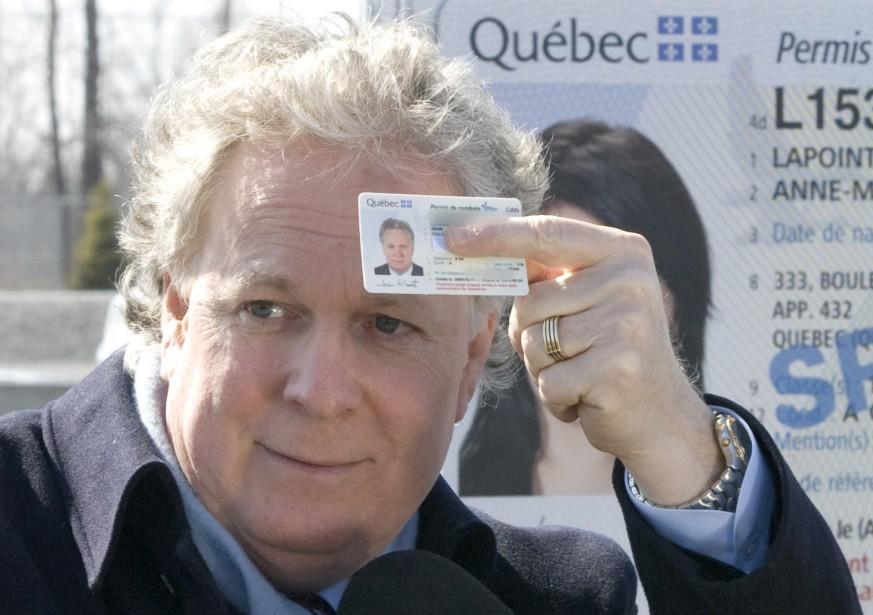 Gut bekannt Québec lance le permis de conduire à puce | Catherine Handfield  PF12
