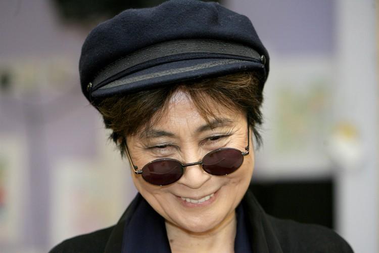 Yoko Ono... (Photo: AP)