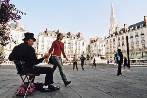 Corsairfly commercialisera une nouvelle liaison Québec-Nantes, à compter... (Photo: Sébastien Templier, La Presse)