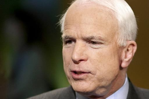 John McCain, un héros de la guerre du... (Photo Bloomberg News)