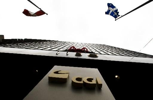 La firme montréalaise Groupe CGI ( (Photo: Archives La Presse)