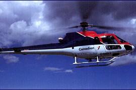 Le Fonds de revenu... (Photo fournie par les Hélicoptères Canadiens)
