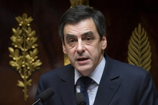 François Fillon... (Photo: Reuters)