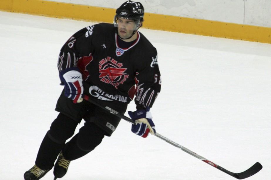 Jaromir Jagr... (Photo fournie par l'Avangard d'Omsk)