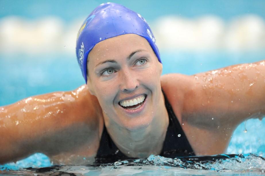 Therese Alshammar... (Photo: AFP)