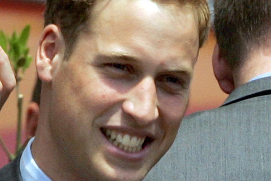 Le prince William... (Photo: archives AP)