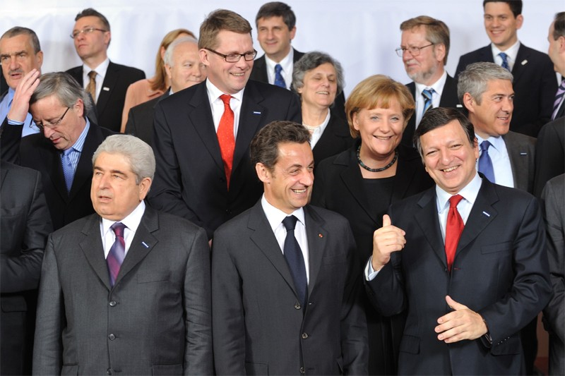 Les dirigeants européens ont rejeté fermement jeudi les appels du FMI et... (AFP)
