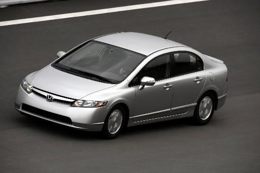 Honda Canada a annoncé mercredi avoir vendu 12 570... (Photo: Honda Canada)