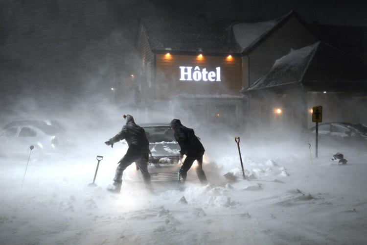 Bernard Brault est finaliste dans la catégorie Photographie... (Photo: Bernard Brault, La Presse)