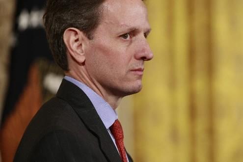 Le secrétaire au trésor, Timothy Geithner.... (Photo: Reuters)