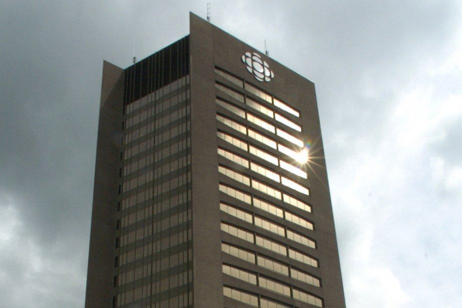 Un autre coup dur pour Radio-Canada.... (Photo: Rémi Lemée, Archives La Presse)