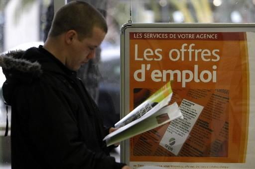 La hausse du chômage a relancé en France... (Photo: Reuters)
