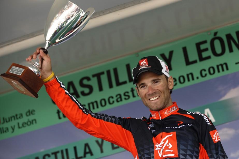 Alejandro Valverde... (Photo: Reuters)