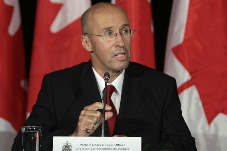 Le directeur parlementaire du budget, Kevin Page... (Photo: Reuters)