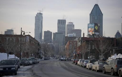 Mise sur la glace pendant la récession, la revitalisation... (Photo: La Presse)