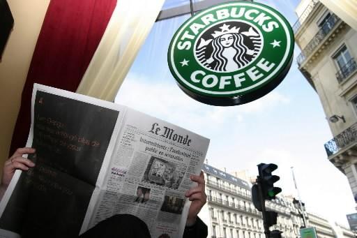 La consommation mondiale de café de l'année 2009-2010... (Photo: Bloomberg)