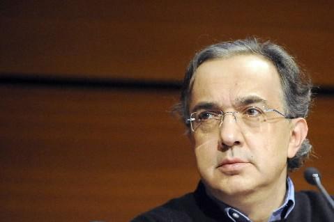 Sergio Marchionne, PDG de Fiat... (AFP)