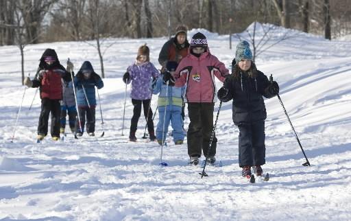 Les sports d'hiver sont-ils menacés par le réchauffement... (Photo: La Presse)