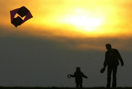 Demain, des ailes volantes tirées par le vent à 1000 mètres... (Photo: Reuters)