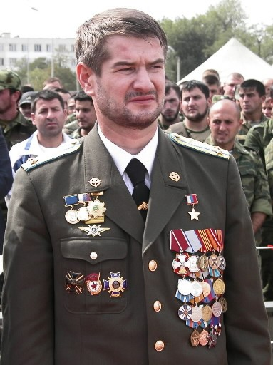 Soulim Iamadaïev... (Photo: AP)
