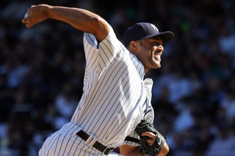 Mariano Rivera deviendra le deuxième releveur à sauvegarder... (Photo: AFP)