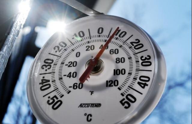 La hausse des températures a été plus importante... (Le Soleil, Erick Labbé)