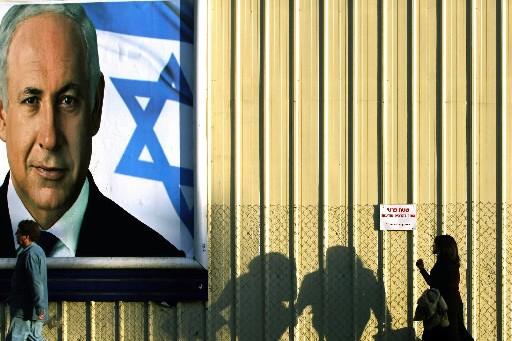 En campagne électorale, le candidat Benyamin Nétanyahou promettait,... (Photo: New York Times)