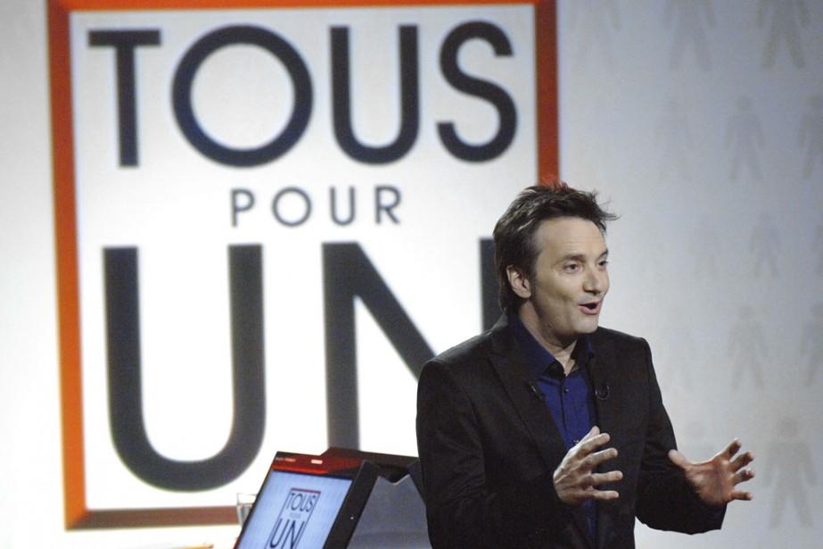 Tous pour un... (Photo: Radio-Canada)