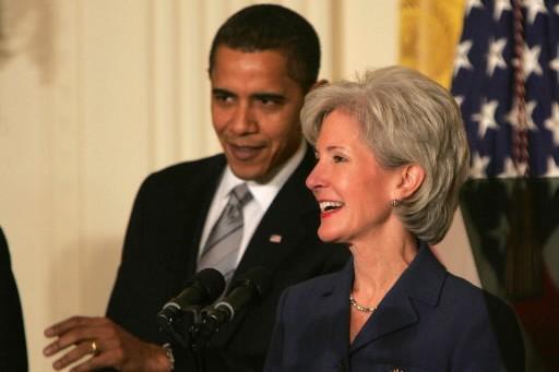 Kathleen Sebelius... (Photo: Bloomberg)
