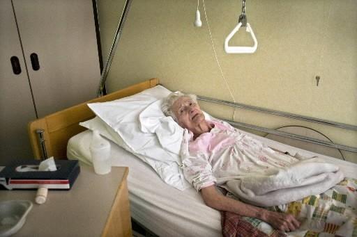 Amelie Van Esbeen... (Photo: AFP)