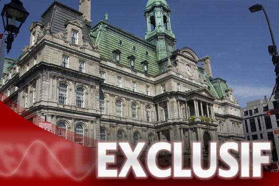 Le comité exécutif de Montréal a congédié, hier,... (Photo archives, La Presse)