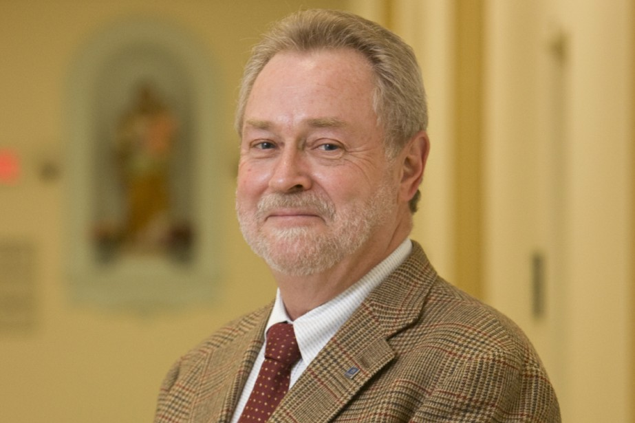 Serge Leblanc, directeur intérimaire du CHUM, précise que... (Photo David Boily, La Presse)