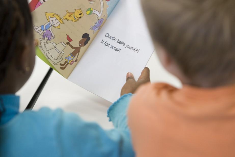 Le bilinguisme: péril ou nécessité pour les Québécois? La... (Archives La Presse)