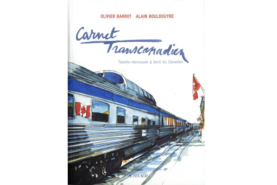 Depuis plus d'un demi-siècle, trois fois par semaine, le train Le Canadien de...