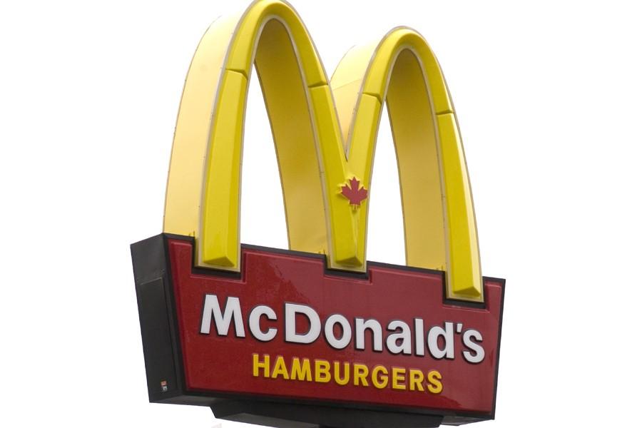 McDonald's envisage de poursuivre en justice un... (Photo: archives La Presse)