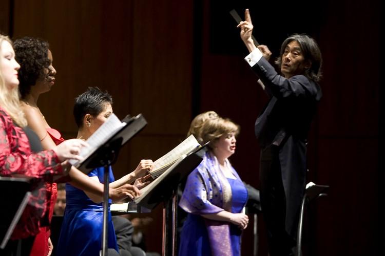 Le directeur artistique de l'Orchestre symphonique de Montréal,... (Photo: André Pichette, La Presse)