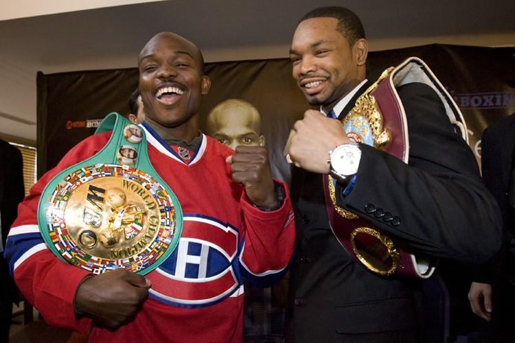 Le champion WBC des super-légers, Timothy Bradley, affrontera... (Photo: André Tremblay, La Presse)