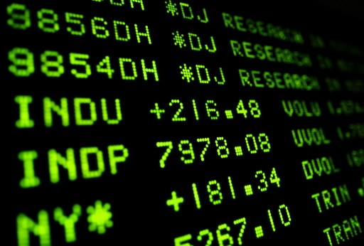 La Bourse de New York a terminé non loin de l'équilibre... (Photo: Reuters)