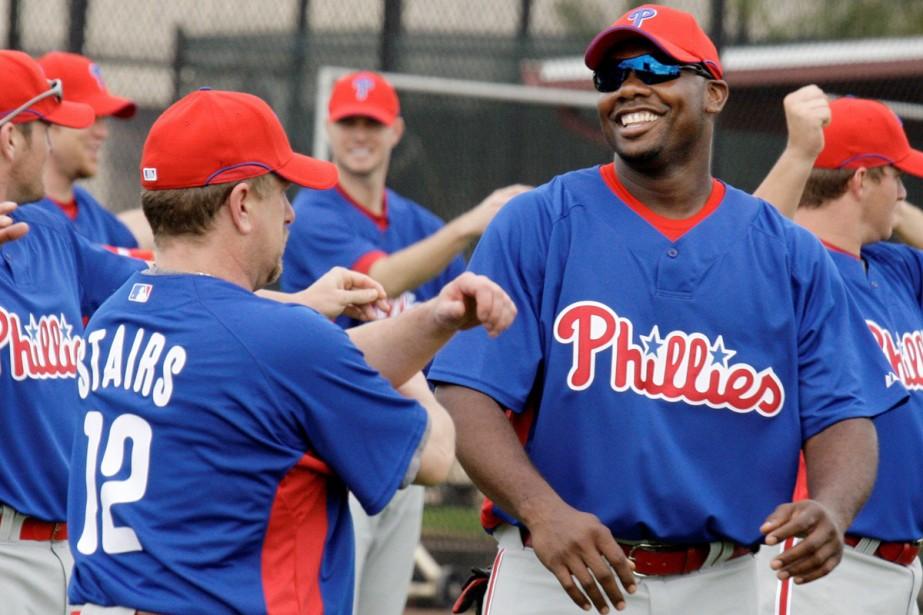 Ryan Howard (Phillies)... (Photo: AP)