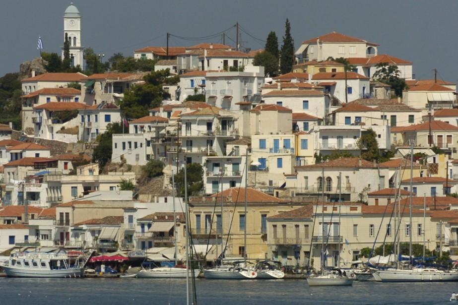 La Grèce a annoncé vendredi la... (Photo: Bernard Brault, archives La Presse)