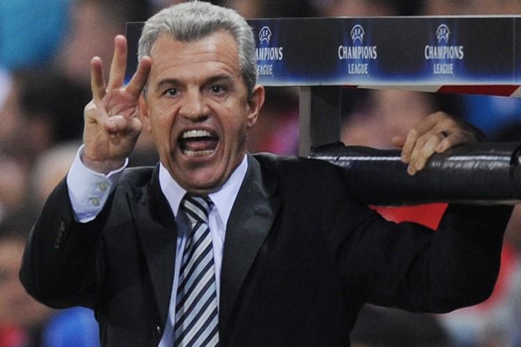 Javier Aguirre... (Photo: AFP)