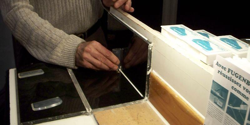un outil pratique pour des joints impeccables gilles angers le coin du bricoleur. Black Bedroom Furniture Sets. Home Design Ideas