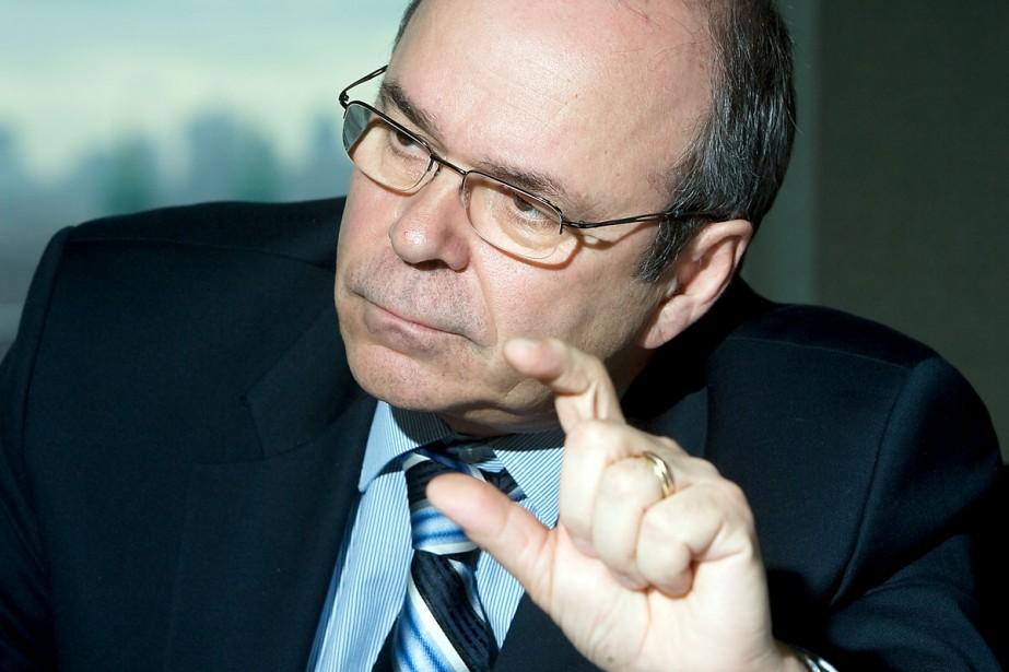 Le départ du président de la FTQ, Michel... (Photo: André Tremblay, La Presse)