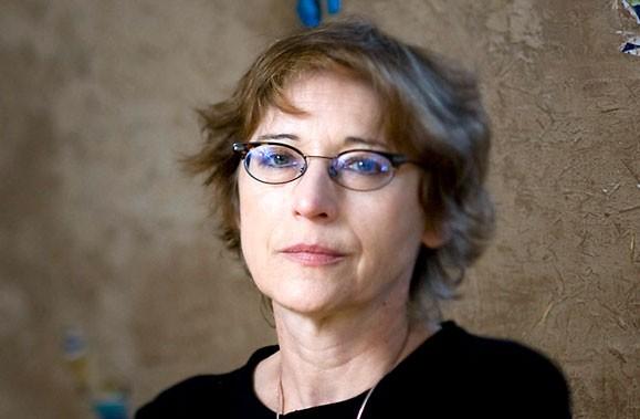 L'écrivaine québécoise Andrée A. Michaud... (Photo: André Tremblay, La Presse)