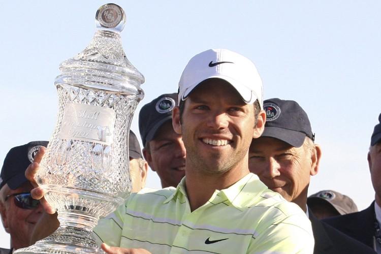 Paul Casey a signé une première victoire à la PGA, dimanche,... (Photo: Reuters)