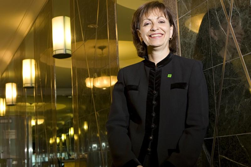 Christine Marchildon, première-vice-présidente, région du Québec, de la... (PHOTO DAVID BOILY, LA PRESSE)