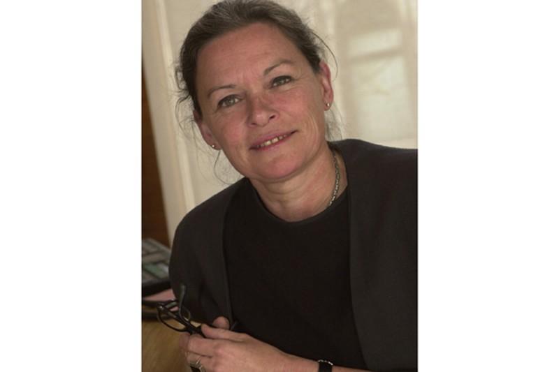 Andrée Corriveau, présidente fondatice de l'Association des femmes... (PHOTO A. TROTTIER, ARCHIVES LA PRESSE)